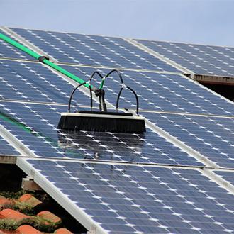 solar-anlage-reinigung Reinigung